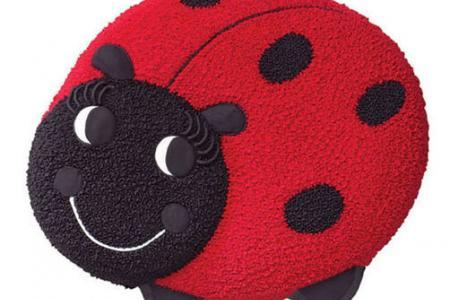 Ladybug Pan